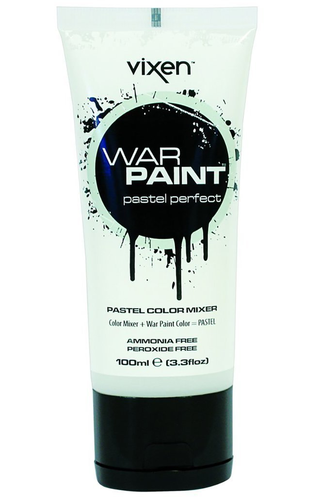 Vixen hair colour pastel perfect Vixen War Paint Conditioning Hair Colour