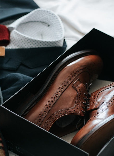 The Top 5 Shoes Every Guy Should Have
