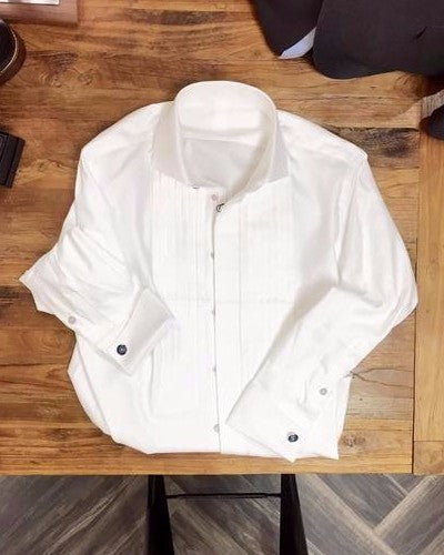 Nothing fits better than a made to measure shirt. Why not win one?