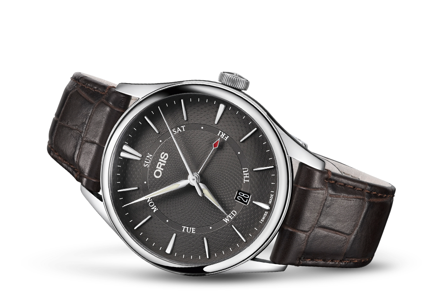 Oris Artelier Pointer Day Date, , V Collection, - V Collection