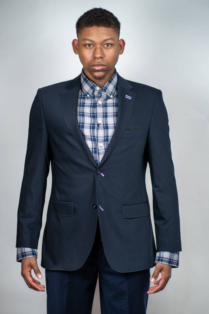 Bogosse Blazer Slim, Blazers, Bogosse, - V Collection