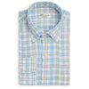 Peter Millar Crown Cool Market Plaid Shirt, , Peter Millar, - V Collection