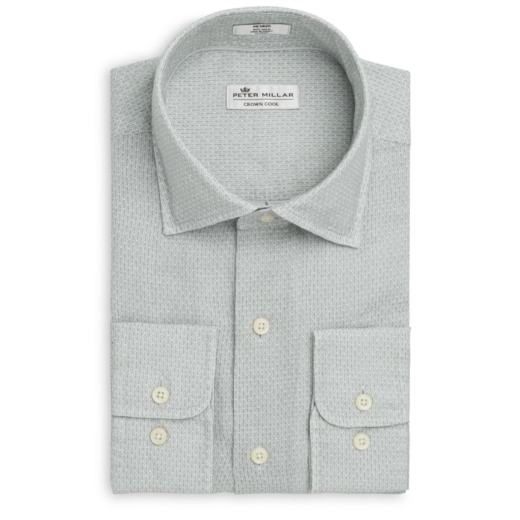 Peter Millar Retro Leaf Shirt, Shirts, Peter Millar, - V Collection