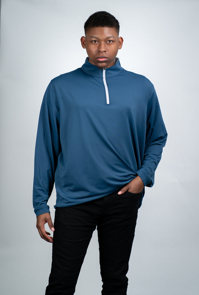 Peter Millar Quarter Zip, , V Collection, - V Collection