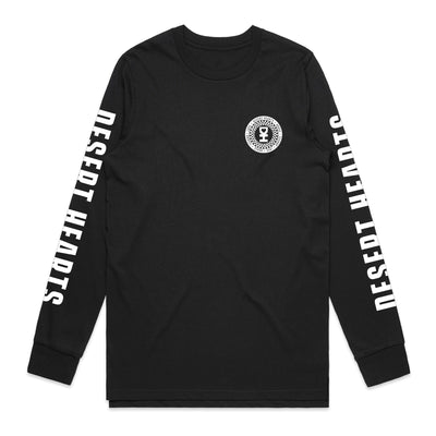 Wavy Spiral Long Sleeve