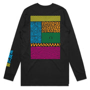 DH Animal Print Long Sleeve