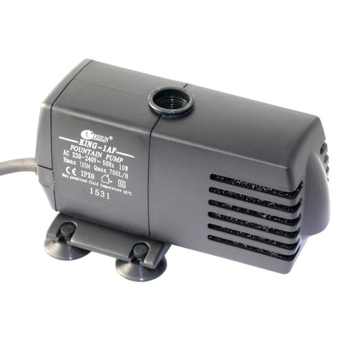 Resun King 1AF Fountain or Waterfall Pond Pump - 240V 700L/hr