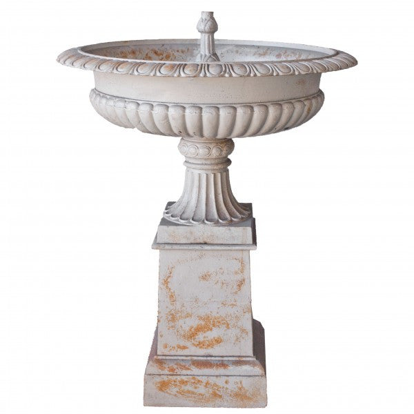 Toulouse Cast Iron Large Water Fountain - 140cm