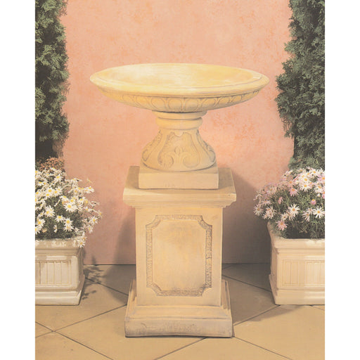 Northbridge Concrete Birdbath - 110cm