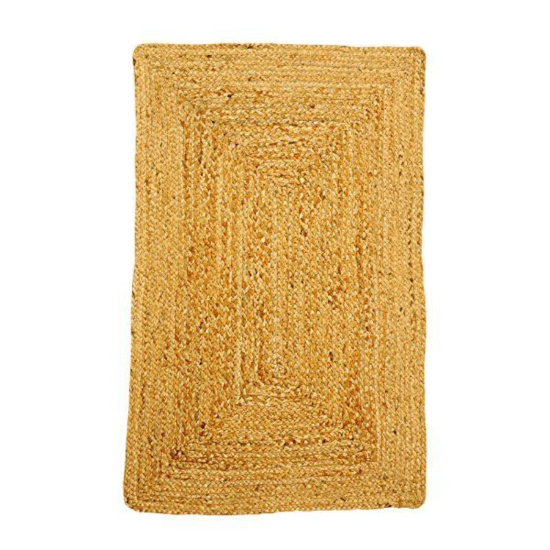 Hamptons Home PHOENIX Natural Jute Rug