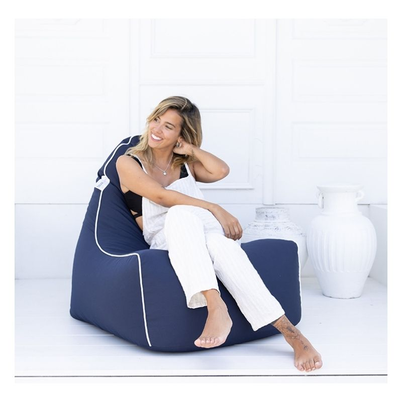 Long Island Outdoor Bean Bag Chair (Various Colours)