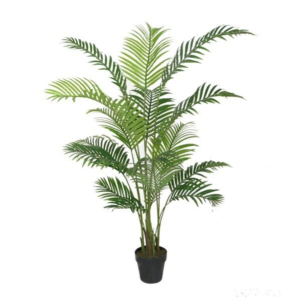 Flowers - Potted Faux Areca Palm Tree 160 Cm H | Hamptons Home