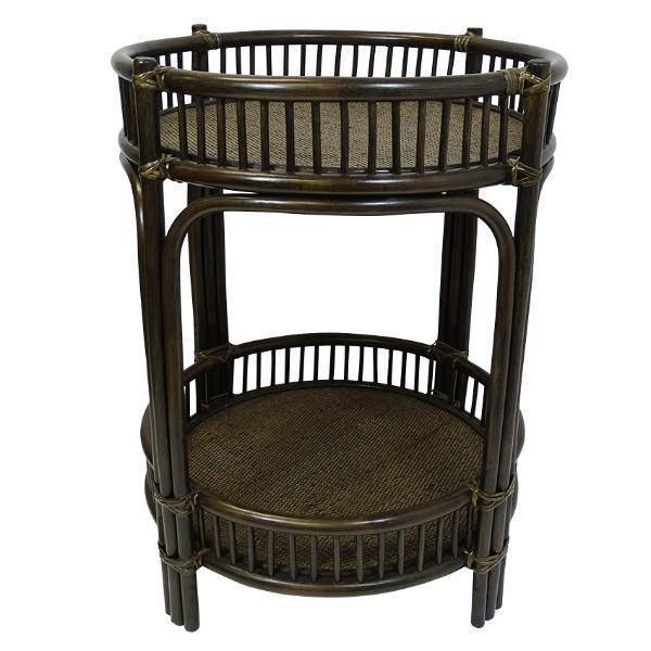 Hawthorne Bar Cart Brown - Hamptons Home {product_type] Hamptons style Furniture