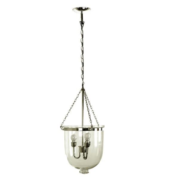 Heritage Dome Pendant Light Medium 30 cm D | Hamptons Home