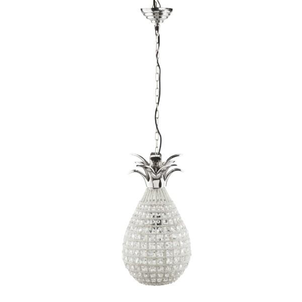 Hanging Lights - Teardrop Pineapple Pendant Glass Beads | Hamptons Home
