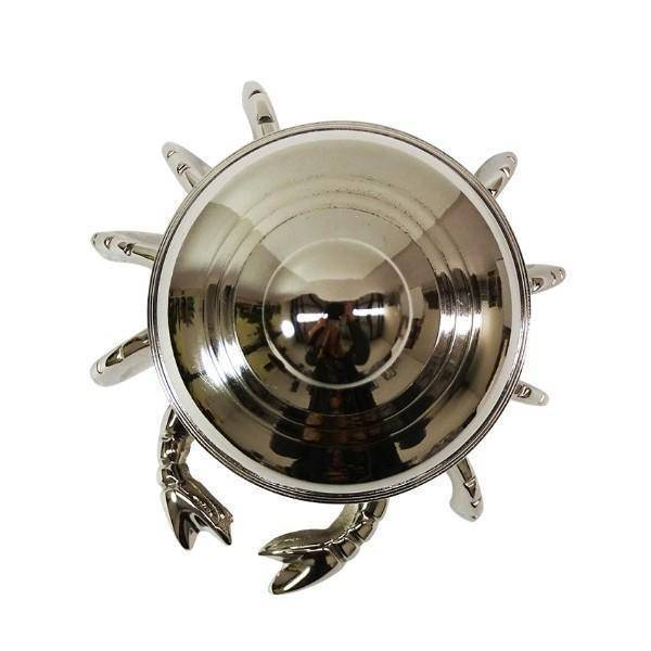 Crabbe Aluminum Table Bell 12 cm H - Hamptons Home {product_type] Hamptons style Furniture
