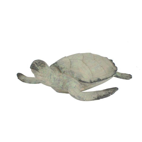Home Decor - Resin Seabreeze Turtle Ornament 48 Cm