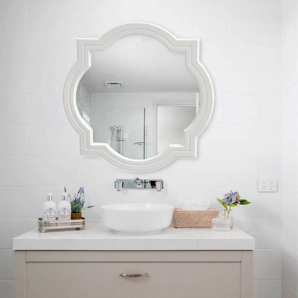 Home Decor - Tarifa Mirror 88 Cm Dia
