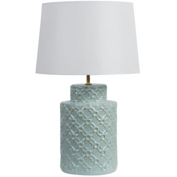 Marion Sky Blue Bedside Table Lamp - Hamptons Home {product_type] Hamptons style Furniture