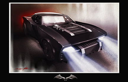The BATMAN : Batmobile II