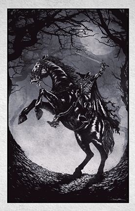 Sleepy Hollow: The Headless horseman