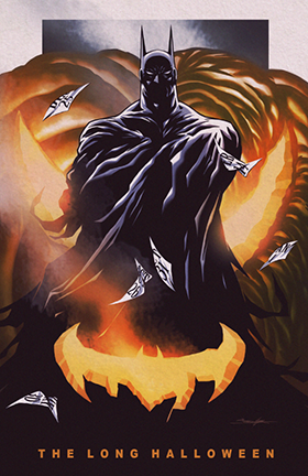 BATMAN : THE LONG HALLOWEEN