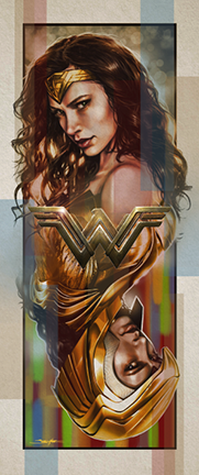 WONDER WOMAN 84: LEGACY (Long Format)
