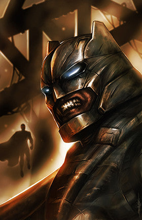 batman : armored bat