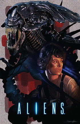 ALIENS : cinematic tribute