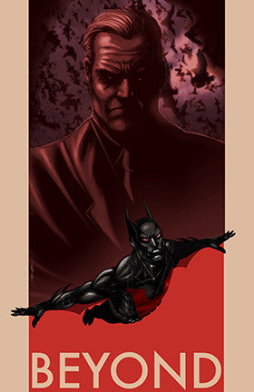 BATMAN BEYOND : The Future