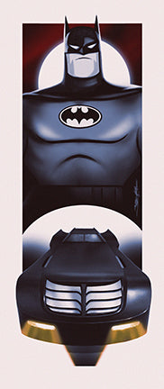 BATMAN : The Animated Series (Long Format II)