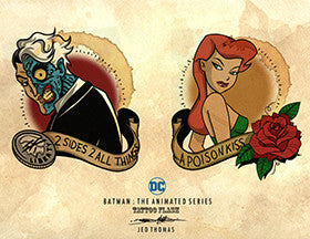 BATMAN : The Animated Series (Tattoo II)