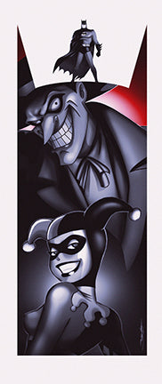 BATMAN : The Animated Series (Long Format IV)