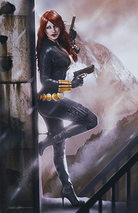 black widow : war front