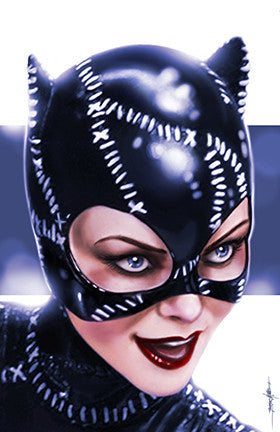CATWOMAN : Meow