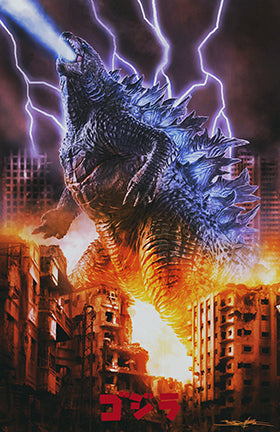godzilla : king of the monsters (version I)