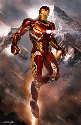 iron man : war front