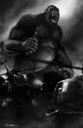 KONG, THE KING