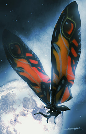 mothra : flight of the monsters
