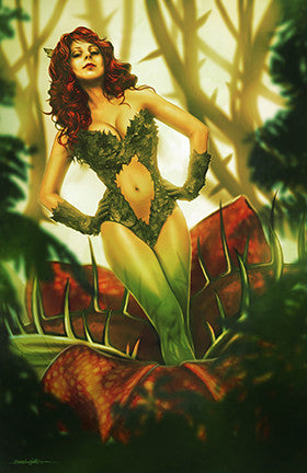 poison ivy : Botanical queen