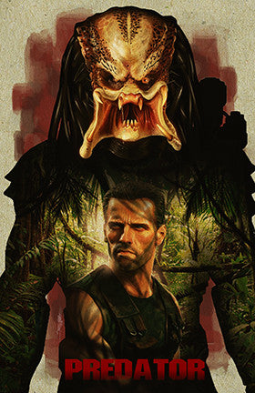 PREDATOR : cinematic tribute