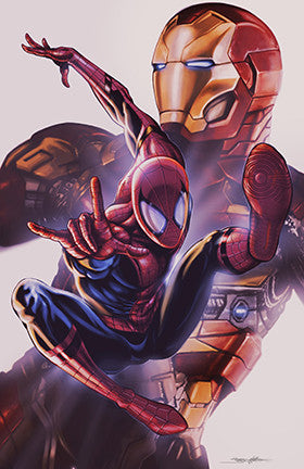 Spider-Man : Homecoming I