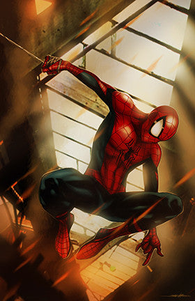 SPIDER-MAN : war front