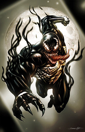 VENOM STRIKES