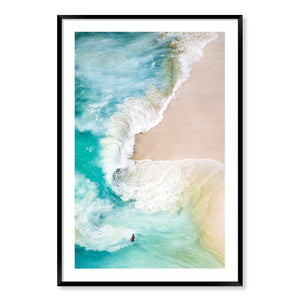 Wild Seas *Contemporary photographic interior wall art by Wall Style