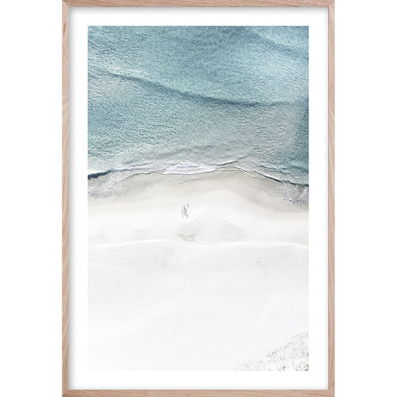 ISOLATION #2 * Contemporary, coastal, photographic, fine art print