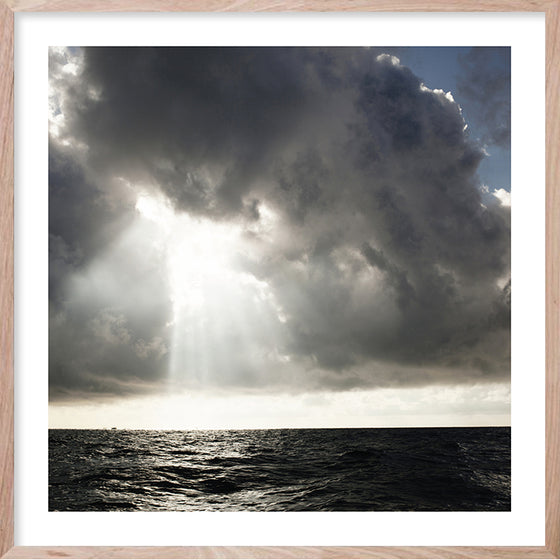 DRAMATIC SKY 2 Contemporary, photographic fine interior wall art print