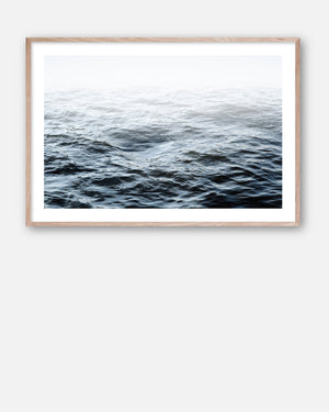 OCEAN CALM  #1 * Contemporary, coastal, photographic, fine art print