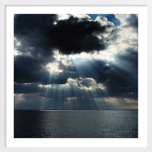 DRAMATIC SKY 3 Contemporary, photographic fine interior wall art print