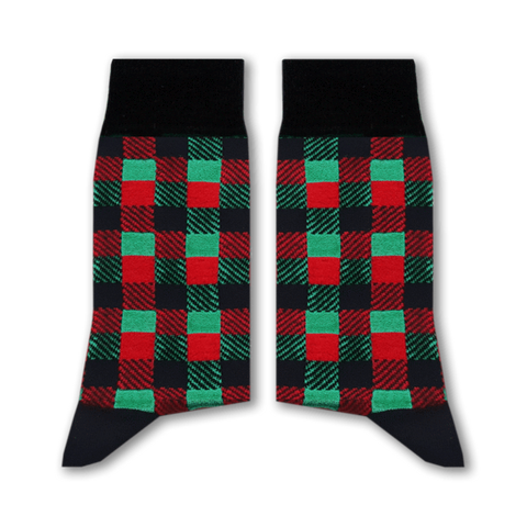 Checkered Socks - Men & Ladies